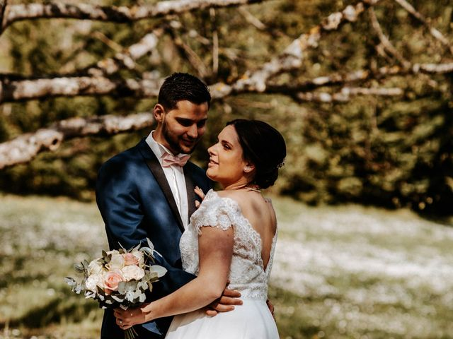 Le mariage de Joshua et Laura à Mirepoix, Ariège 32