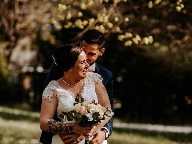Le mariage de Joshua et Laura à Mirepoix, Ariège 33