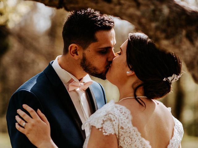 Le mariage de Joshua et Laura à Mirepoix, Ariège 31
