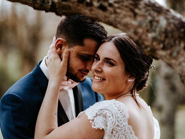 Le mariage de Joshua et Laura à Mirepoix, Ariège 35