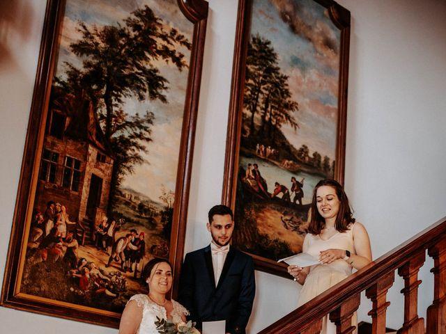 Le mariage de Joshua et Laura à Mirepoix, Ariège 41