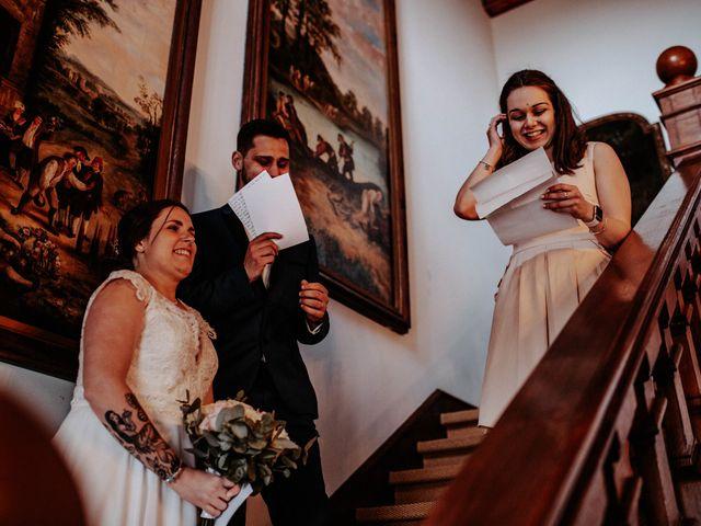 Le mariage de Joshua et Laura à Mirepoix, Ariège 48