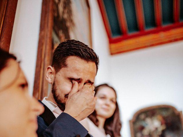 Le mariage de Joshua et Laura à Mirepoix, Ariège 42