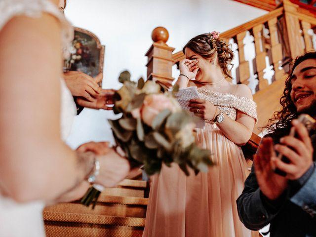 Le mariage de Joshua et Laura à Mirepoix, Ariège 44