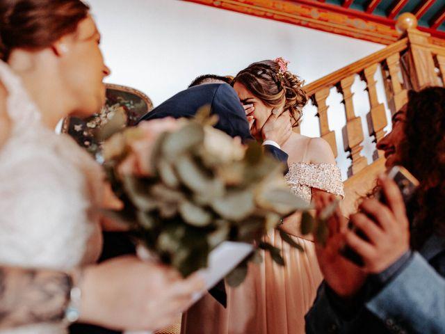 Le mariage de Joshua et Laura à Mirepoix, Ariège 45