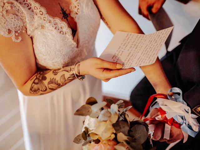 Le mariage de Joshua et Laura à Mirepoix, Ariège 53