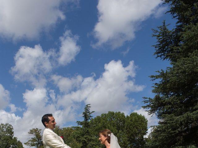 Le mariage de Cyril et Fanny à La Ville-du-Bois, Essonne 13