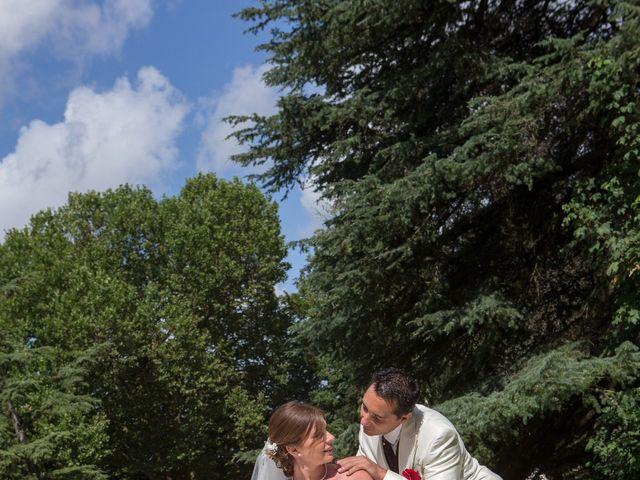 Le mariage de Cyril et Fanny à La Ville-du-Bois, Essonne 14
