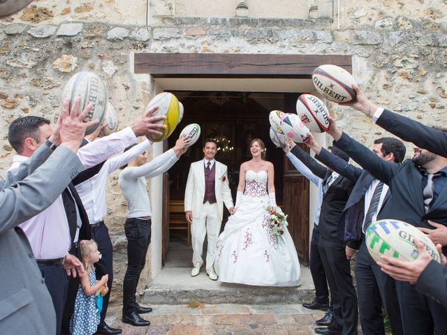 Le mariage de Cyril et Fanny à La Ville-du-Bois, Essonne 26