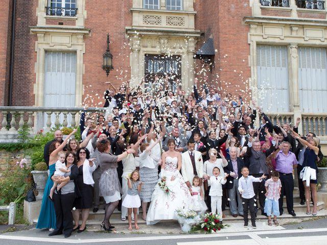 Le mariage de Cyril et Fanny à La Ville-du-Bois, Essonne 27