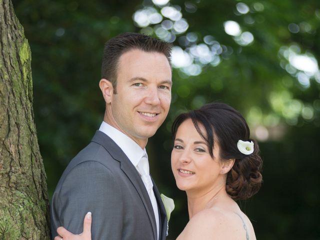 Le mariage de Thibaut et Charline à Criquebeuf-sur-Seine, Eure 25
