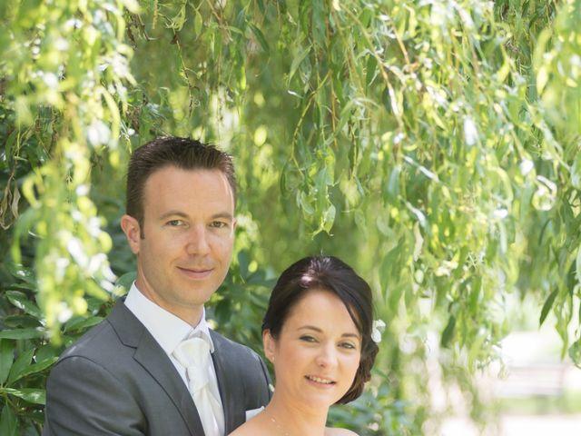 Le mariage de Thibaut et Charline à Criquebeuf-sur-Seine, Eure 27
