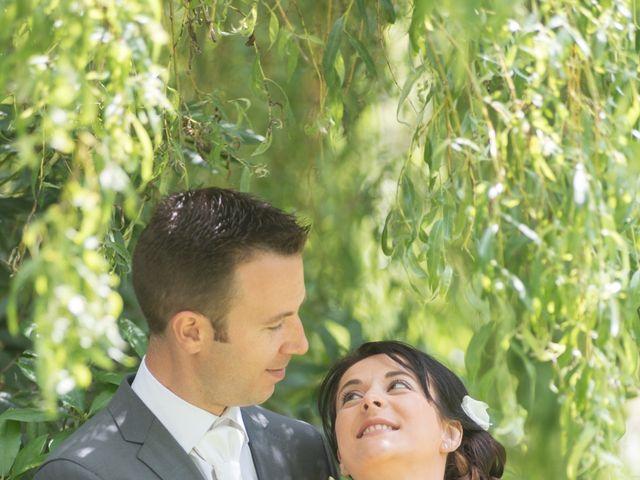 Le mariage de Thibaut et Charline à Criquebeuf-sur-Seine, Eure 28