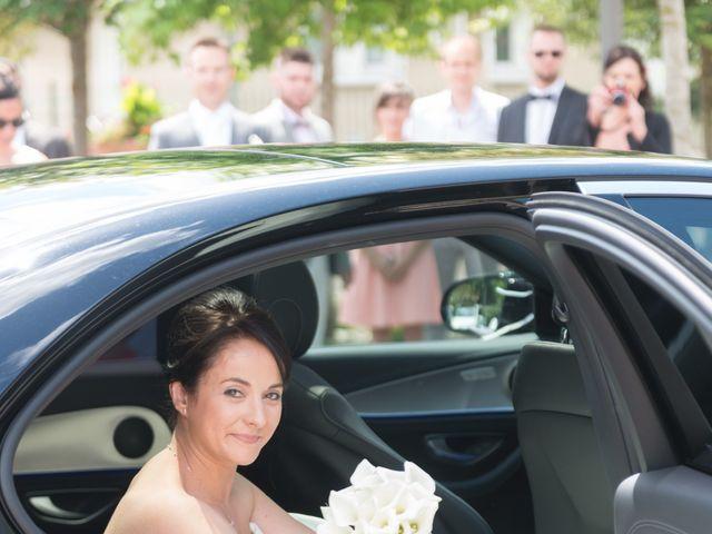 Le mariage de Thibaut et Charline à Criquebeuf-sur-Seine, Eure 32