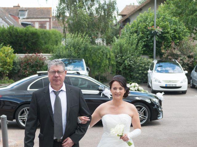 Le mariage de Thibaut et Charline à Criquebeuf-sur-Seine, Eure 34