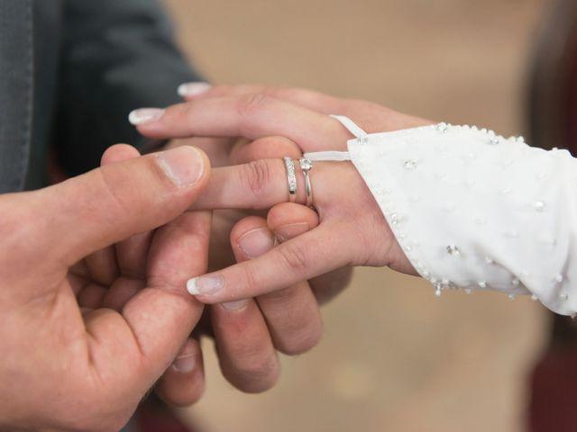 Le mariage de Thibaut et Charline à Criquebeuf-sur-Seine, Eure 48