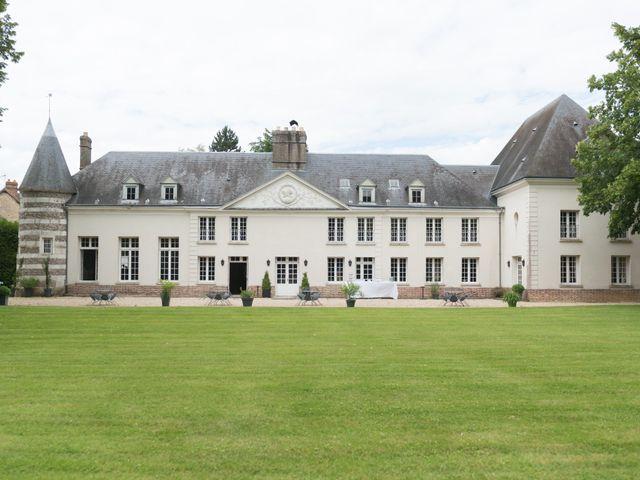 Le mariage de Thibaut et Charline à Criquebeuf-sur-Seine, Eure 49