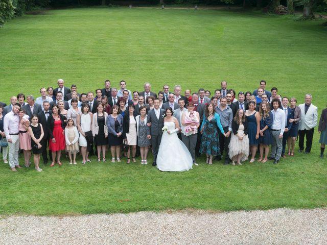 Le mariage de Thibaut et Charline à Criquebeuf-sur-Seine, Eure 55