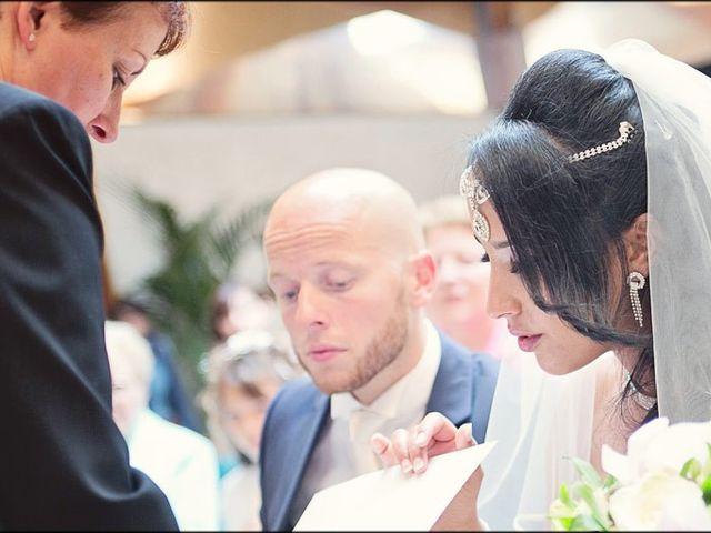 Le mariage de Laurent et Zin à Guyancourt, Yvelines 19