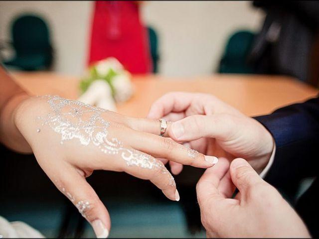 Le mariage de Laurent et Zin à Guyancourt, Yvelines 20