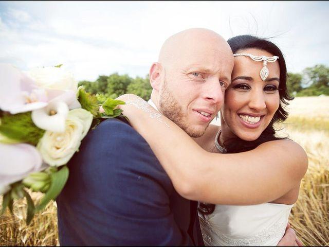 Le mariage de Laurent et Zin à Guyancourt, Yvelines 28