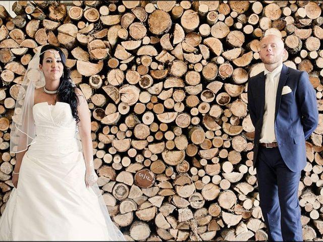 Le mariage de Laurent et Zin à Guyancourt, Yvelines 36