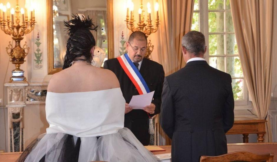 Le mariage de Jean Marie et Christelle à Carpentras, Vaucluse