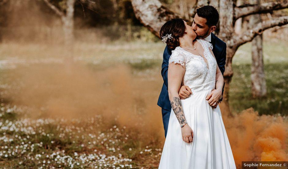 Le mariage de Joshua et Laura à Mirepoix, Ariège