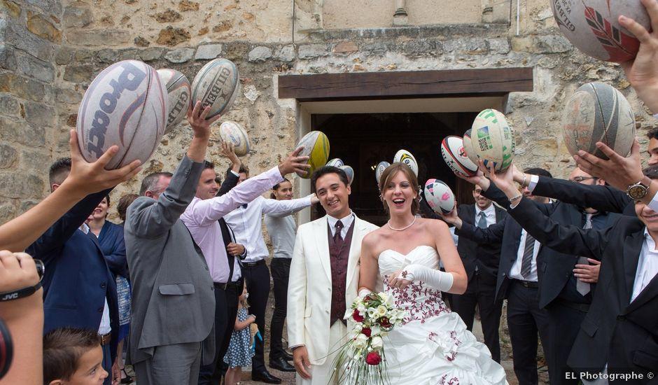 Le mariage de Cyril et Fanny à La Ville-du-Bois, Essonne