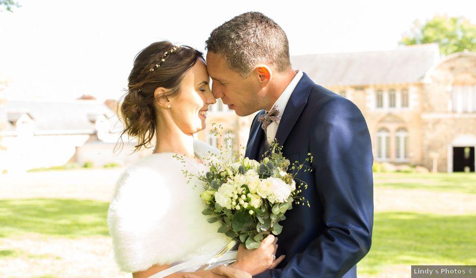 Le mariage de Jérôme et Marie à Sautron, Loire Atlantique