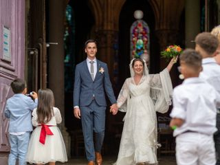 Le mariage de Mélaine et Julien