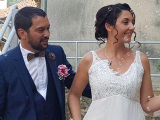 Le mariage de Lilian et Emilie