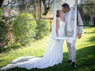 Le mariage de Elodie et Livio
