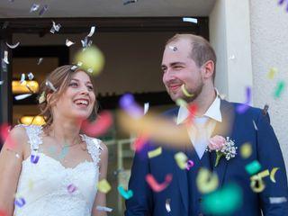 Le mariage de Cyrille et Arnaud