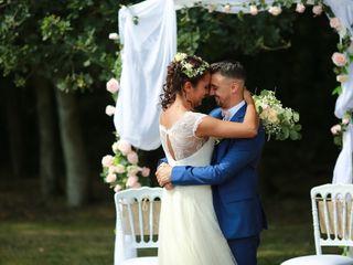 Le mariage de Eugénie et Yoann