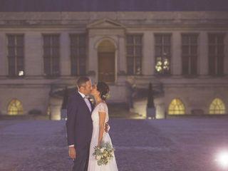 Le mariage de Elise et Mathieu