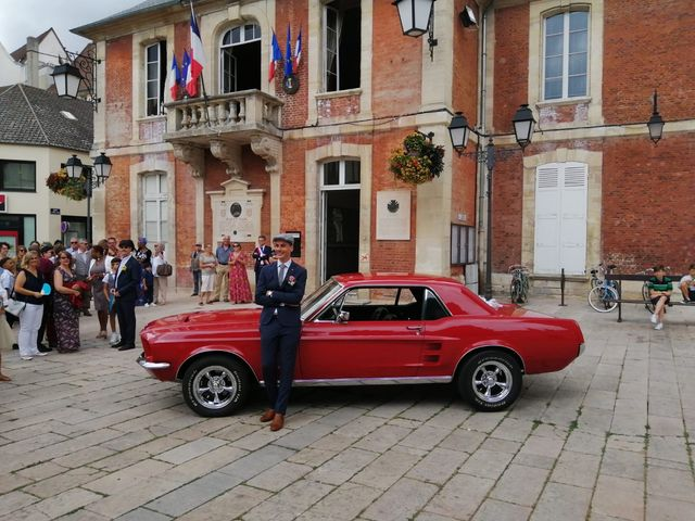 Le mariage de Julien  et Mélaine à Pontcarré, Seine-et-Marne 2