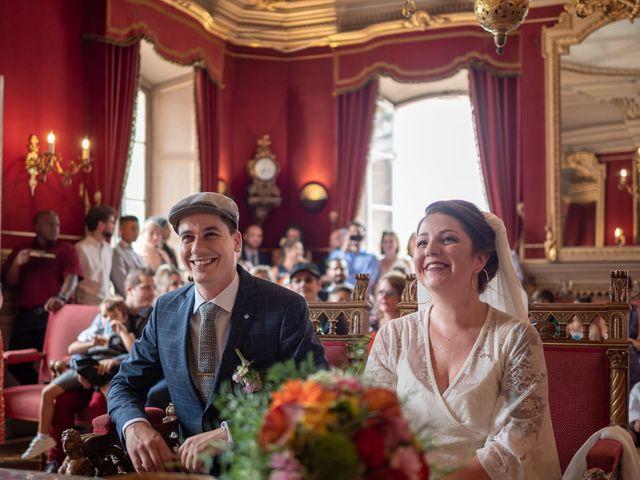 Le mariage de Julien  et Mélaine à Pontcarré, Seine-et-Marne 7