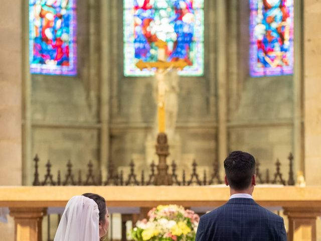 Le mariage de Julien  et Mélaine à Pontcarré, Seine-et-Marne 9