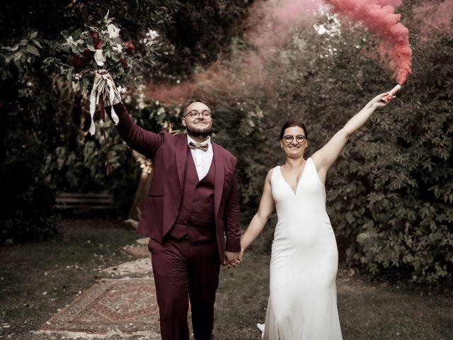 Le mariage de Mégane et Antoine