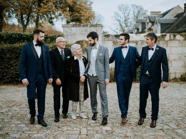 Le mariage de Joseph et Camille à Attichy, Oise 9