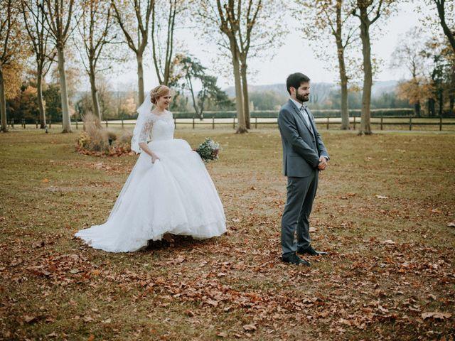 Le mariage de Joseph et Camille à Attichy, Oise 11