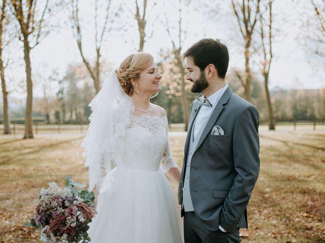 Le mariage de Joseph et Camille à Attichy, Oise 20
