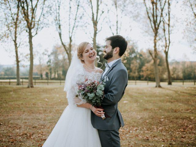 Le mariage de Joseph et Camille à Attichy, Oise 22