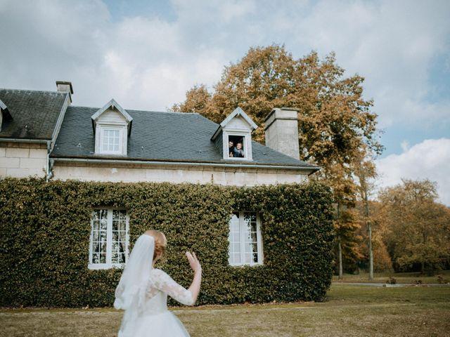 Le mariage de Joseph et Camille à Attichy, Oise 23