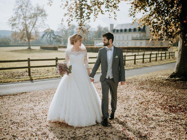 Le mariage de Joseph et Camille à Attichy, Oise 24