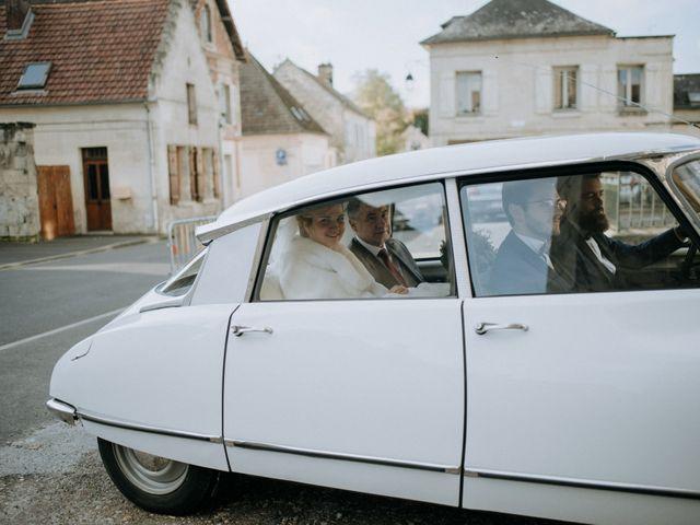 Le mariage de Joseph et Camille à Attichy, Oise 28