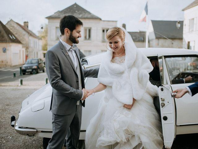 Le mariage de Joseph et Camille à Attichy, Oise 30