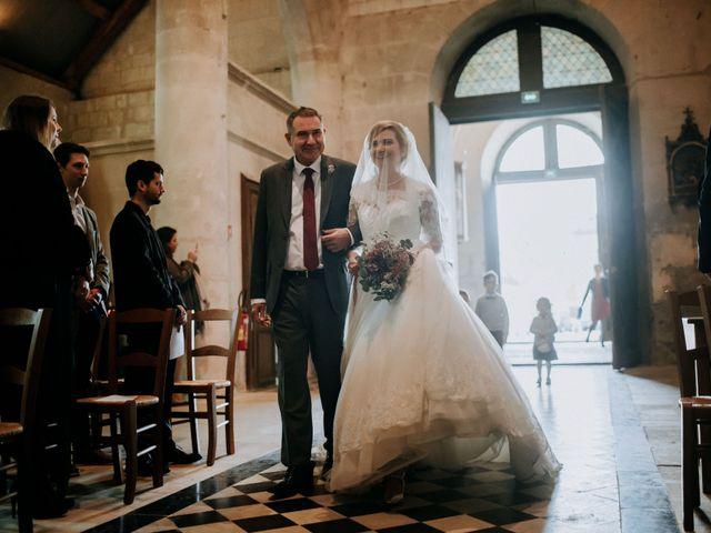 Le mariage de Joseph et Camille à Attichy, Oise 32