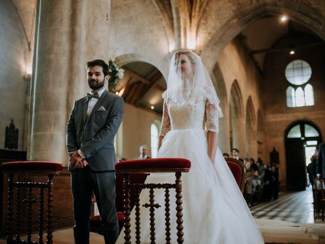 Le mariage de Joseph et Camille à Attichy, Oise 34